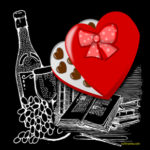 Choc-Wine-Romance-Book