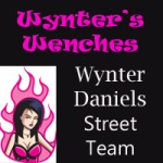 Want to join my team? Email me at Wynter@WynterDaniels.com (must be a Facebook member to participate)